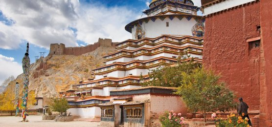 Acht Tage in Tibet